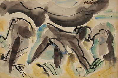 Ramkinkar Baij, 'Untitled', 1975