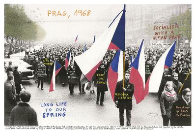 Marcelo Brodsky, 'Praga 1968'