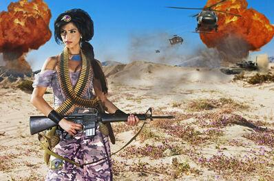 Dina Goldstein, 'Jasmine', 2009