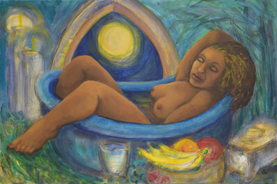 Boo Lynn Walsh, 'Bain Joyeux (Joyous Bath)', 2017