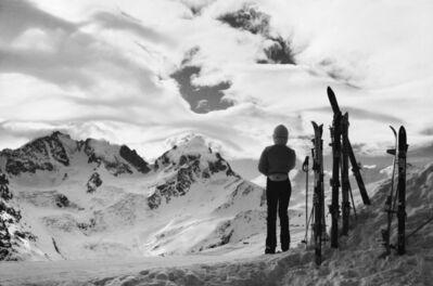 Jacques Henri Lartigue, 'St Moritz, 1980', 19080