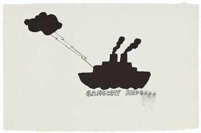 Jim Dine, 'Gangway', 1970