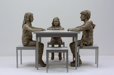 Sean Henry, 'The Dinner Table', 2015