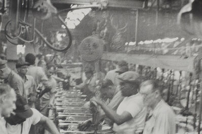 Robert Frank, 'River Rouge Assembly Line - Detroit', 1955