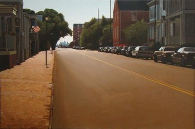 James Warwick Jones, 'Olde Towne Portsmouth', 2001