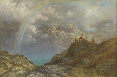 Gustave Doré, 'Souvenir de Loch Carron, Ecosse', 1880