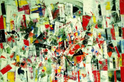 Tancredi, ' (Untitled) Composition (Composizione)', 1955