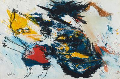 Karel Appel, 'Untitled (Reflected)', 1960