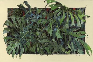 GERARD BYRNE (b. 1958), 'Green is the New Black', 2019