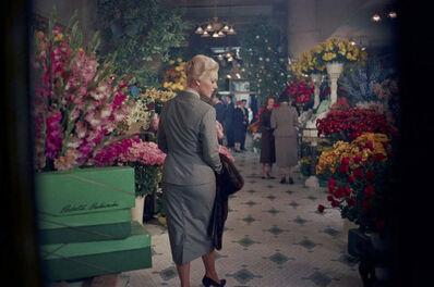Jean Curran, 'Kim in the flower shop, The Vertigo Project, 2019', 2019