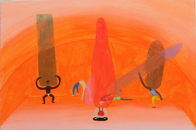 Peter McDonald, 'Hot Yoga', 2013