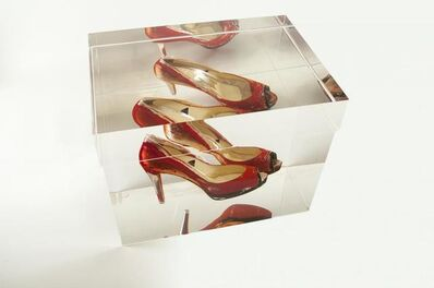 Vinc, 'Shoes Box n°6', 2014