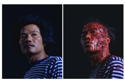 Wang Qingsong, 'Iron Man', 2008