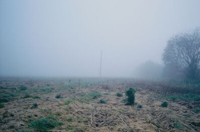 Justin Partyka, 'Field of Fog, Norfolk', 2006
