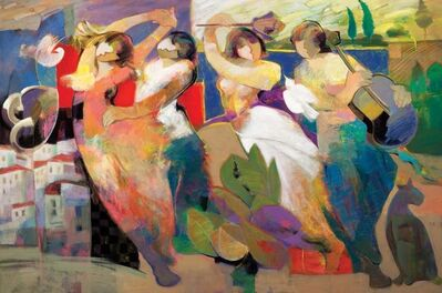 Hessam Abrishami, 'Twilight Dance'
