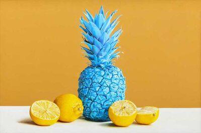 Stephen Johnston, 'Blue Pineapple'