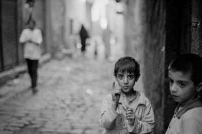 David Darby, ASC, 'Diyarbakir Warning, Turkey', 2002