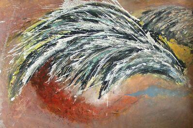 Baruj Salinas, 'Red band A', 2002
