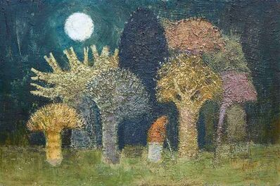 Simon Garden, 'The Forest at Night', 2017