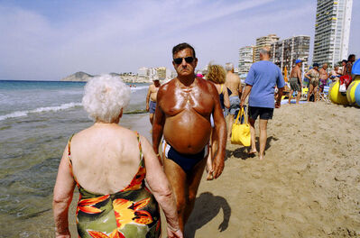 Matthew Murray, 'Benidorm Man, Spain'