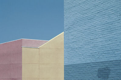 Franco Fontana, 'Los Angeles', 1990