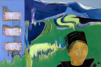 Renee DuRocher, 'Le Grand Espace Bleu (The Big Blue Space)'