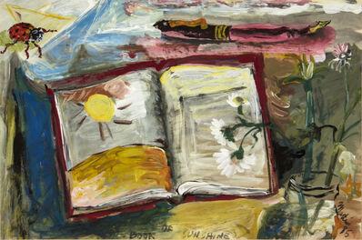 James Martin, 'Book of Sunshine ', 1985