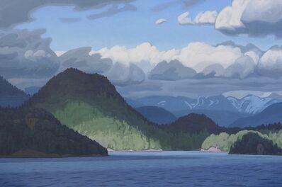 Clayton Anderson, 'Howe Sound Cloudscape', 2021