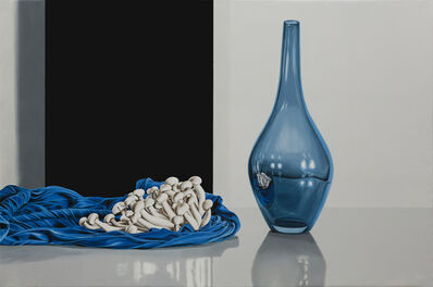 Elena Molinari, 'SHIMEIJI AND BLUE'