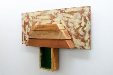 Kishio Suga, '端の仕切り', 1991
