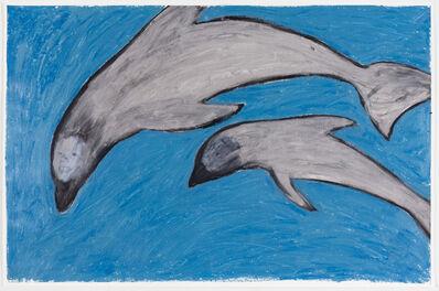 Karen Gibbons, 'Dolphin Sibs', 2014