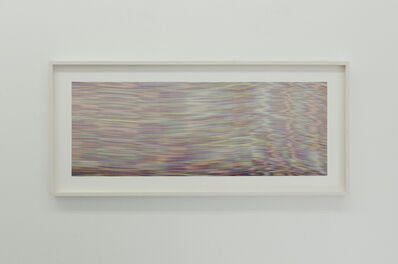 Jill Baroff, 'Current (Hudson River) 1', 2017