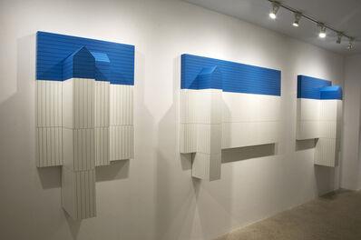 Nick Hollibaugh, 'Neighbors (triptych)', 2010