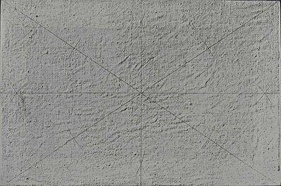 "Giulio Paolini, '""Unquadro(DavidKnowles,GustahamdecapitaFarshidwand)', 1970"