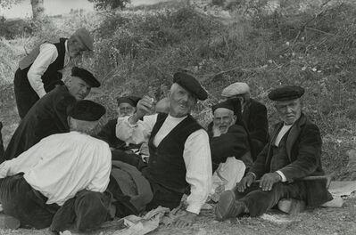 Henri Cartier-Bresson, 'Orgosolo, Sardinia', 1962
