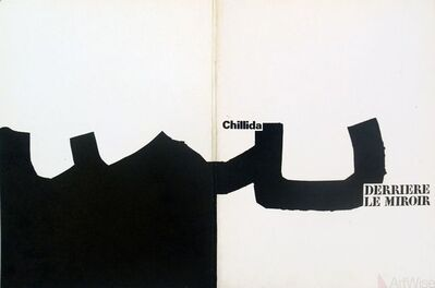 Eduardo Chillida, 'Aloft, DLM no.204 Cover', 1973