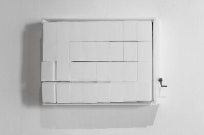 Gianni Colombo, 'strutturazione pulsante', 1959/1985