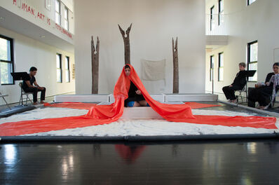 Susan Yankowitz & Kamala Sankaram, 'Thumbprint', 2013