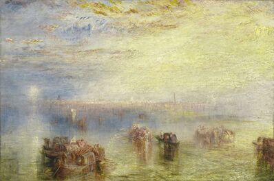 J. M. W. Turner, 'Approach to Venice', 1844
