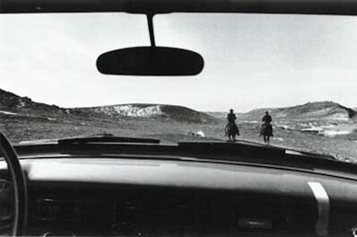 Elliot Erwitt, 'Wyoming', 1954