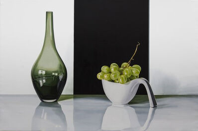Elena Molinari, 'Green Grapes'