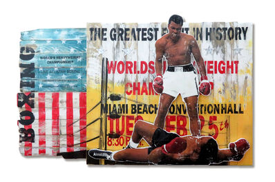 Tommy, 'I Am The Greatest (Muhammad Ali)', 2017