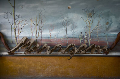Kiluanji Kia Henda, 'Mirage On The Wall', 2015
