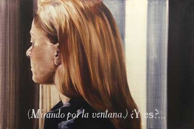 María Dávila, 'L'autre côté', 2016