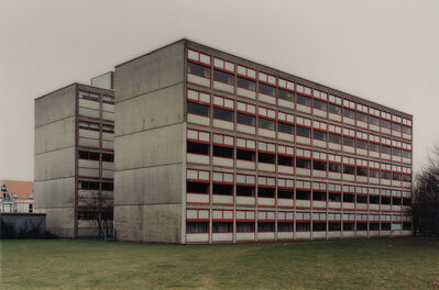 Thomas Ruff, 'Haus No. 9 II', 1991