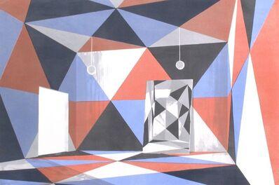 Thomas Huber (b.1955), 'Sommer 06', 2006