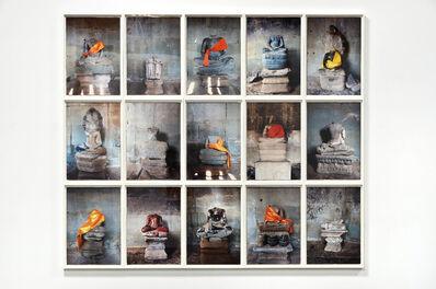 Dinh Q. Lê, 'The Headless Buddhas of Angkor', 2012