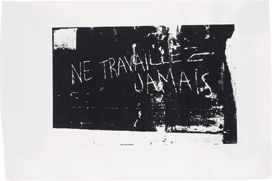 Rirkrit Tiravanija, 'Ava', 2000