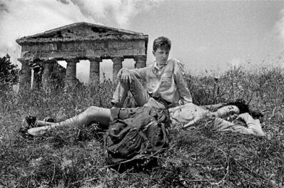 Letizia Battaglia, 'Segesta, Sicily', 1986