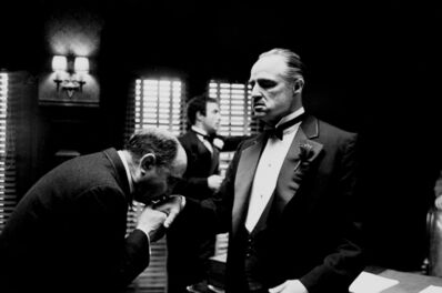 Steve Schapiro, 'The Godfather, Homage', 1971